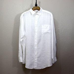 Men's Caribbean White Shirt